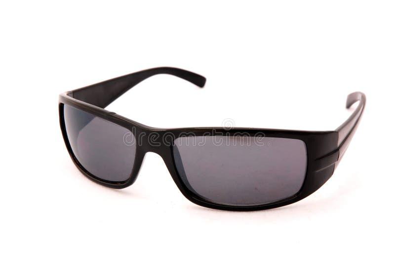 czarne okulary przeciwsłoneczne zdjęcie stock