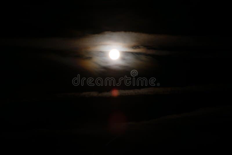 Czarni nieba w Vegas zdjęcie royalty free