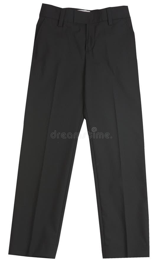 Czarni sweatpants zdjęcia stock