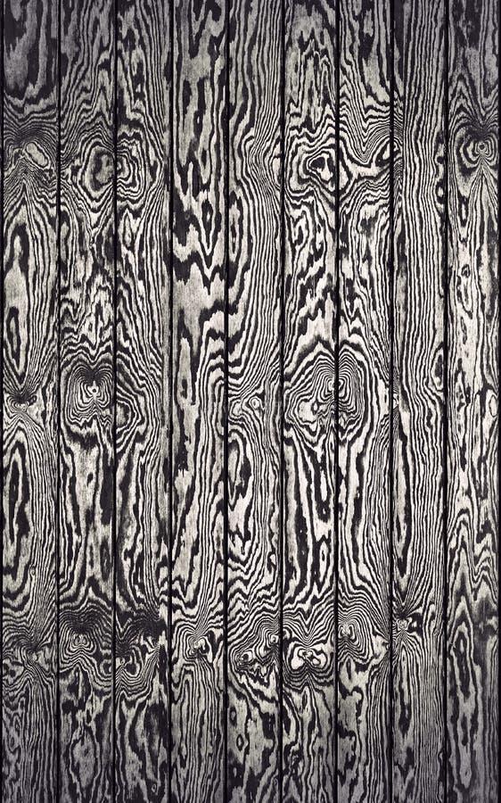 czarny ścienny biały drewniany obraz royalty free