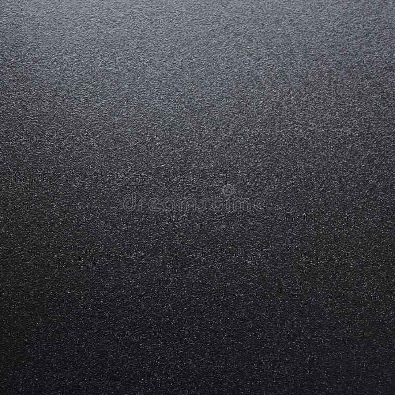 Czarny abstrakt Textured tło z światłem reflektorów fotografia royalty free
