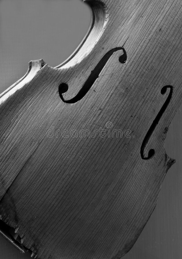 czarny antyczny wyświetlania white wiolonczela obrazu zdjęcie stock