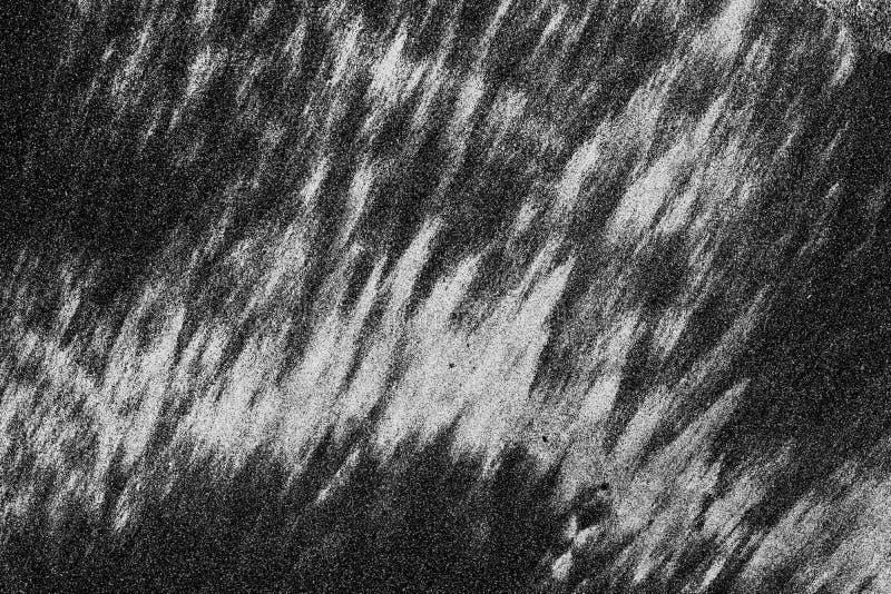 Czarny & Biały Abstrakcjonistyczny tekstury tło obraz royalty free