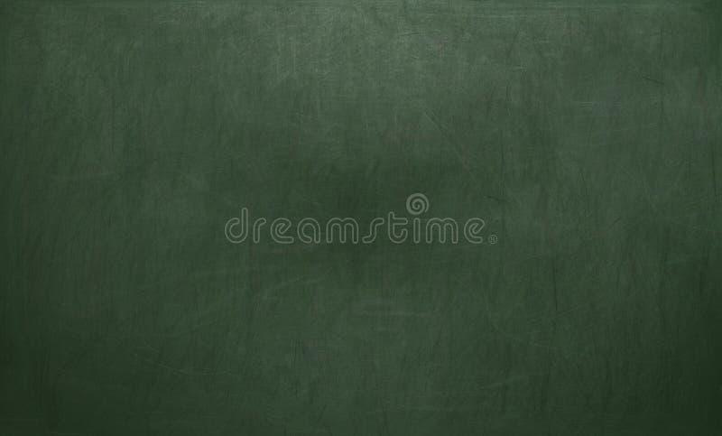 czarny blackboard pustego miejsca kredy chalkboard puści tekstury ślada Pusty puste miejsce zieleni chalkboard obraz royalty free