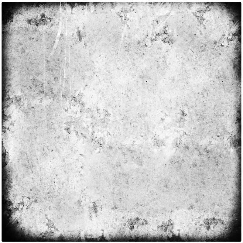 Czarny i biały średni formata film fotografia stock