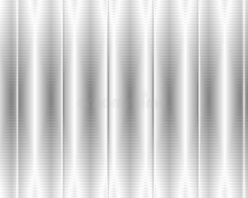 czarny i biały abstrakcjonistyczny tło dla desktop tapety lub strony internetowej projekta, szablon z kopii przestrzenią dla teks ilustracja wektor