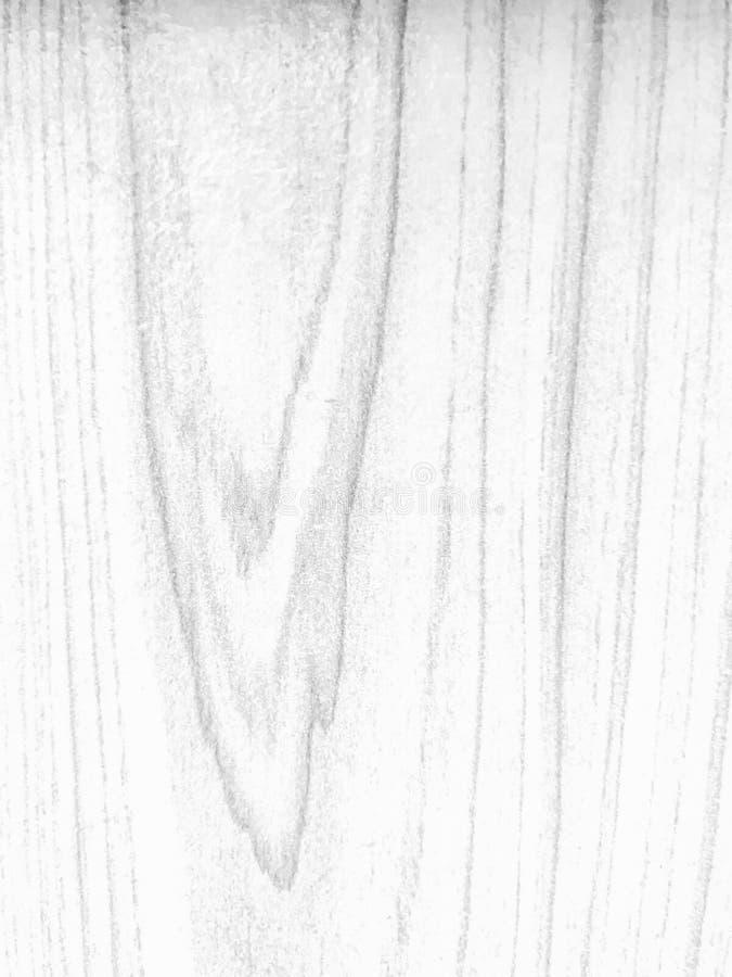 Czarny i biały drewniana tekstura fotografia stock