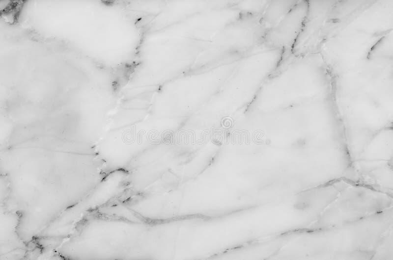 czarny i biały naturalny marmuru wzoru tekstury tło zdjęcie stock