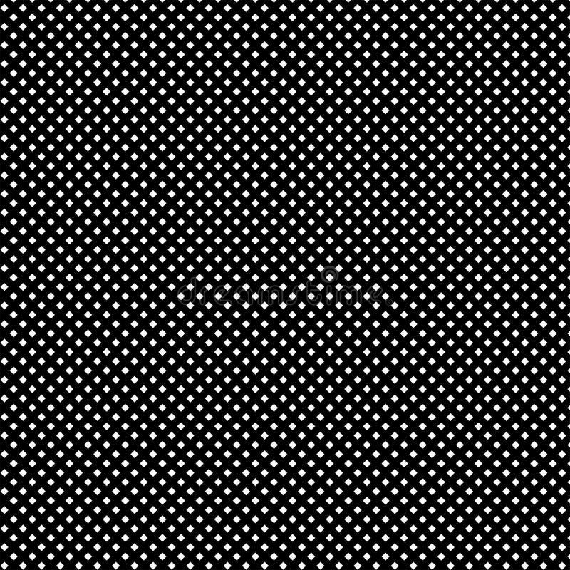 Czarny i biały prostych lampasów wektoru abstrakcjonistyczny bezszwowy wzór, ilustracja wektor