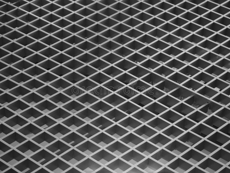 Czarny i biały siatki tekstury tło ilustracja wektor
