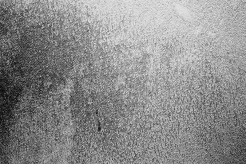 Czarny i biały stara ścienna tekstura fotografia royalty free