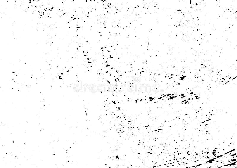 Czarny i bia?y grunge Cierpienie narzuty tekstura Abstrakt powierzchni pył i szorstki brudzimy ściennego tła pojęcie Cierpienia i royalty ilustracja