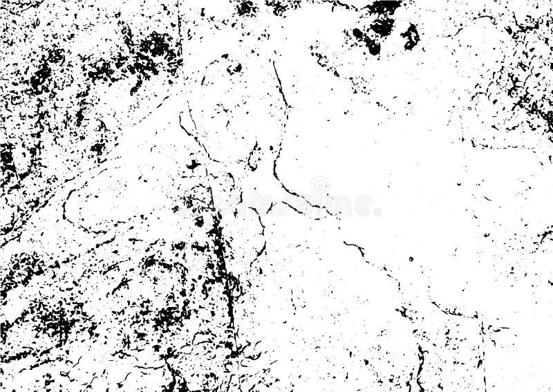 Czarny i bia?y grunge Cierpienie narzuty tekstura Abstrakt powierzchni pył i szorstki brudzimy ściennego tła pojęcie Cierpienia i ilustracji