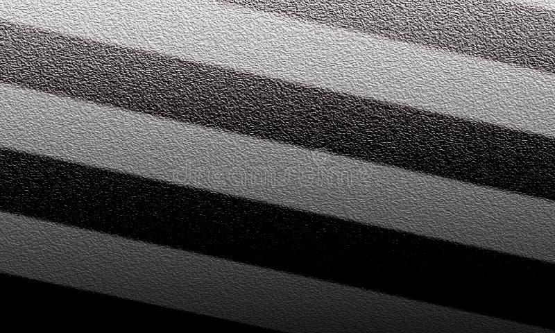 Czarny i Popielaty abstrakcjonistyczny geometryczny tło Nowożytny kształta pojęcie fotografia royalty free