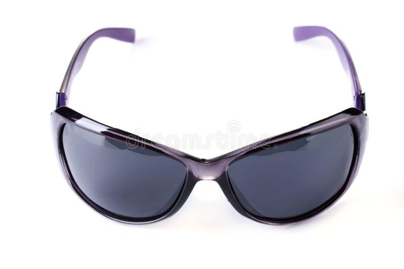 Czarny kobieta okulary przeciwsłoneczne fotografia royalty free