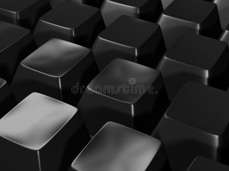 czarny komputerowa klawiatura ilustracji
