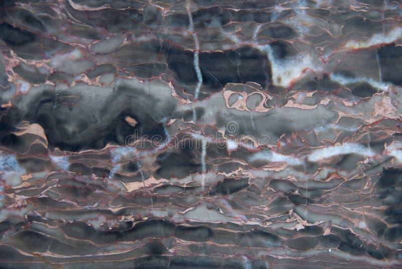 czarny marmurowa tekstura zdjęcia stock