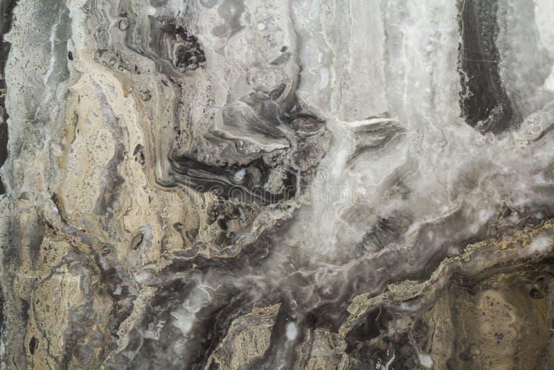 Czarny marmurowy abstrakcjonistyczny tło wzór z wysoka rozdzielczość Rocznika lub grunge tło naturalna kamienna stara ścienna tek obrazy royalty free