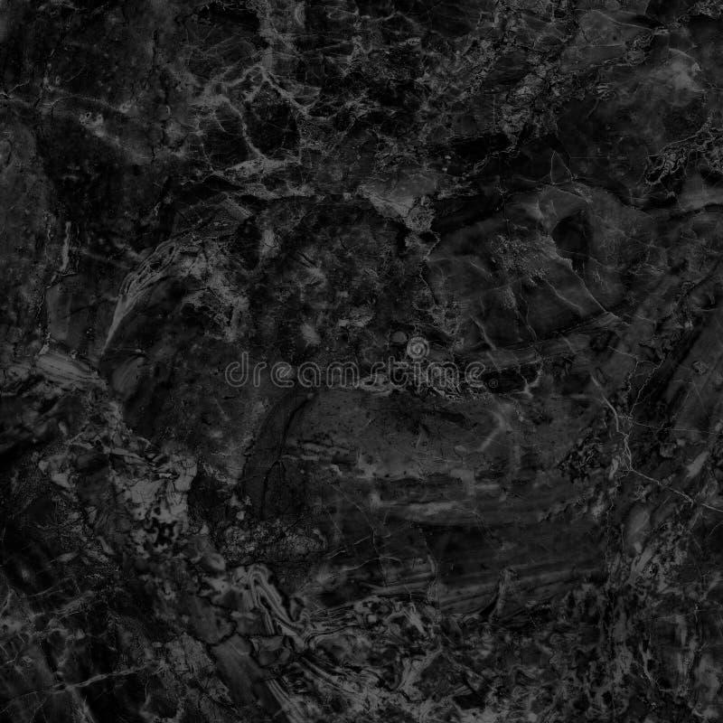 Czarny Marmurowy Wysoki Res royalty ilustracja