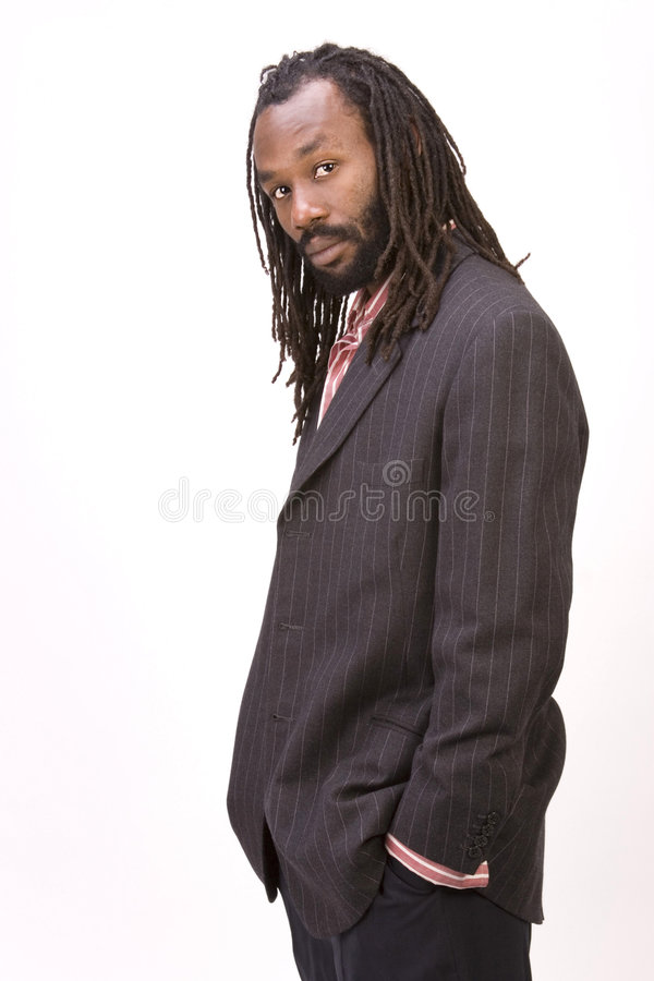 czarny model poza fotografia royalty free