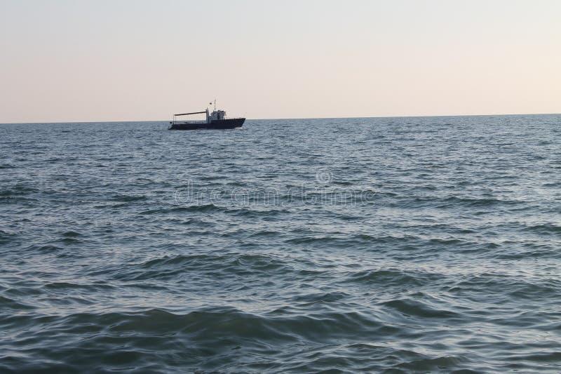 Czarny morze, Adler Rosja zdjęcia royalty free