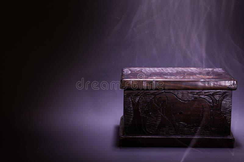 Czarny pudełko zdjęcia stock