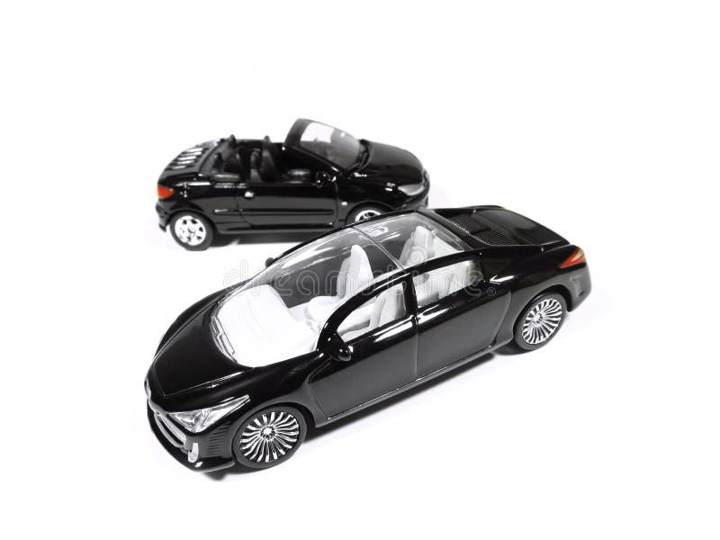 czarny samochody fotografia royalty free
