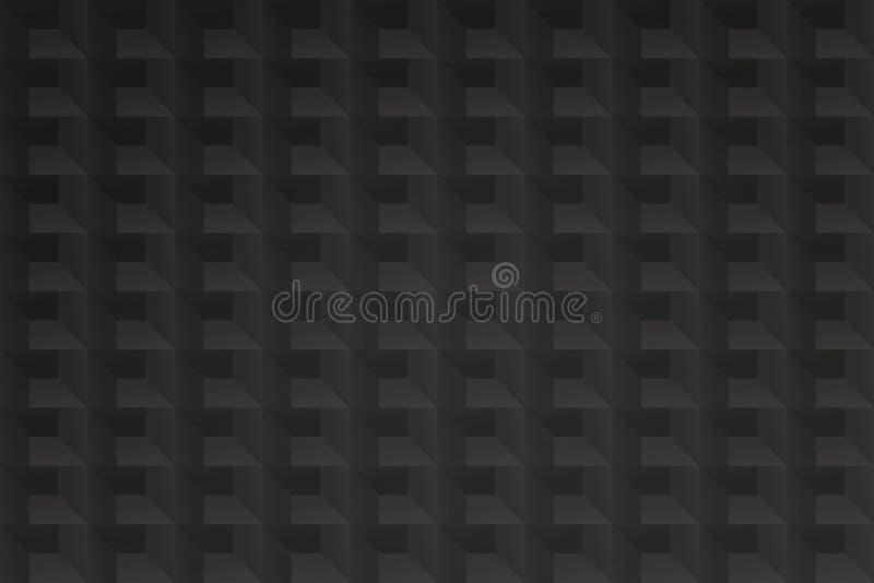 czarny siatka ilustracja wektor