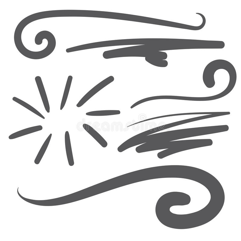 Czarny squiggle swoosh teksta chrzcielnicy ogon - baseballa tshirt projekt ilustracji