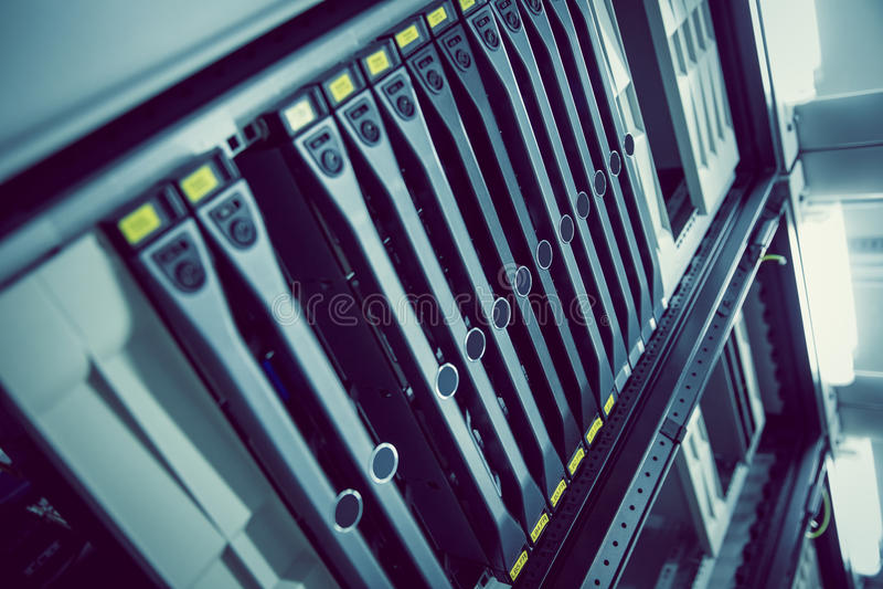 Czarny stojak wspinający się serweru wierza obraz royalty free