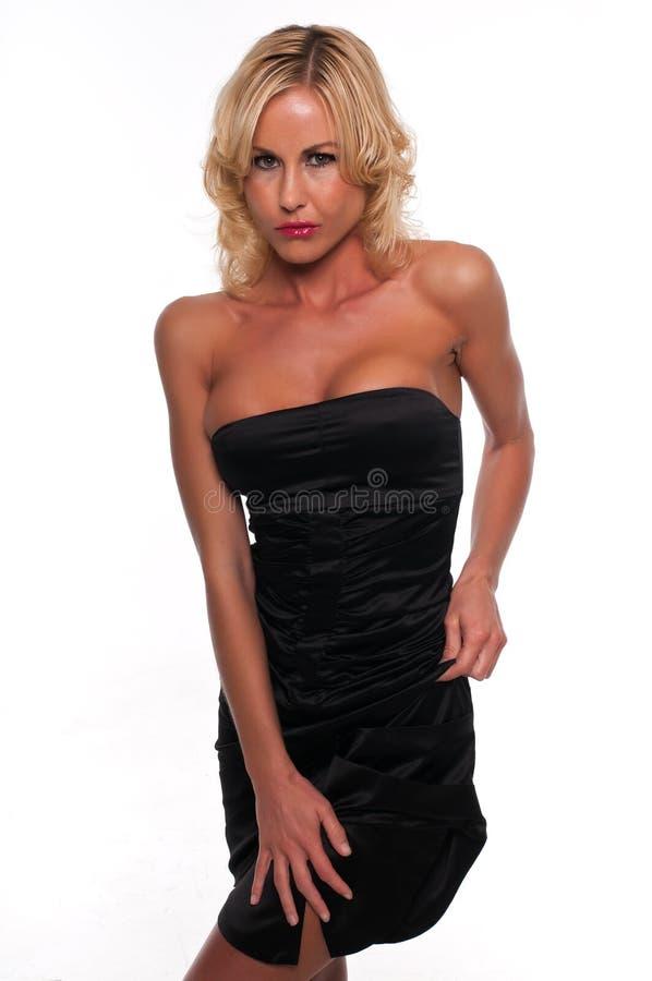 czarny suknia obrazy royalty free