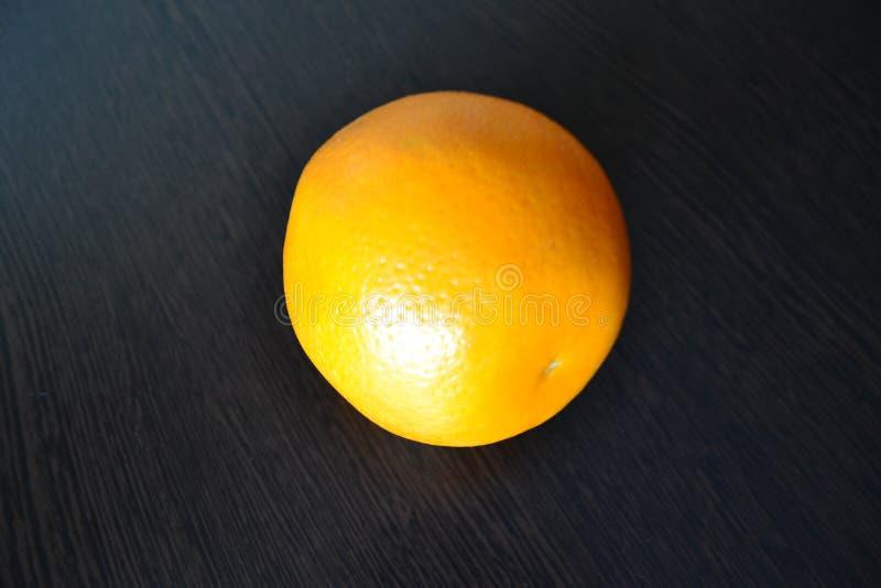 czarny tło pomarańcze fotografia royalty free