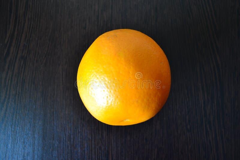 czarny tło pomarańcze zdjęcie royalty free