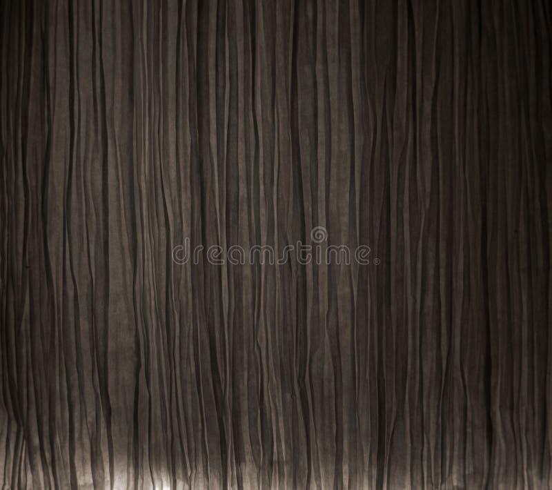 czarny zasłona obrazy stock