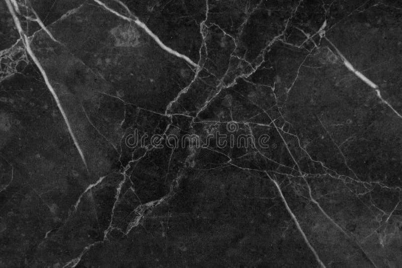 Czarny zmroku marmur zdjęcia stock