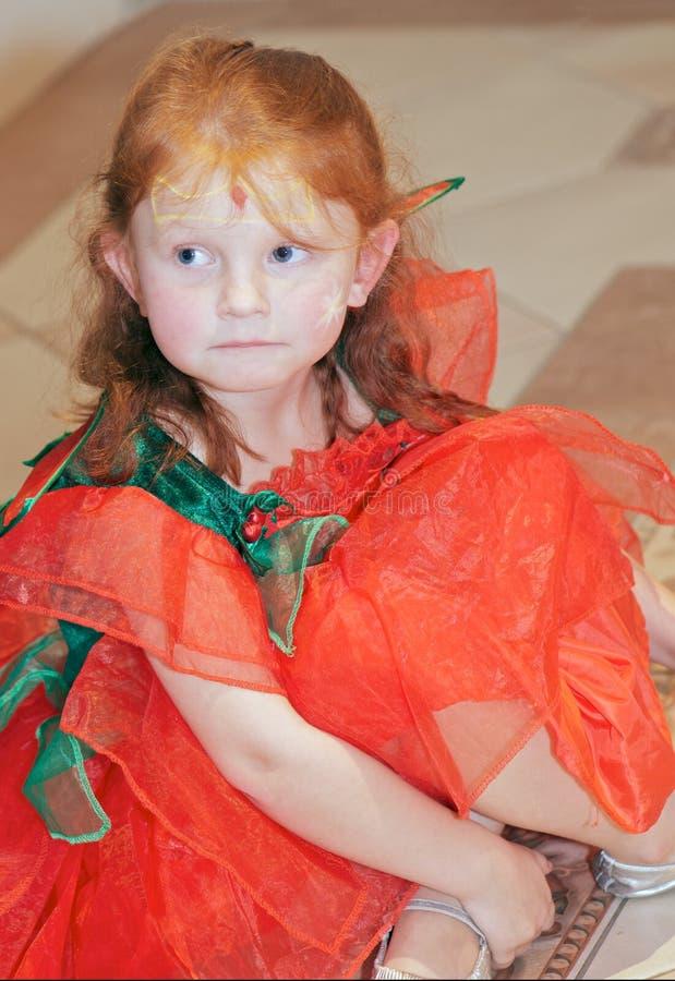 Download Czarodziejka trochę obraz stock. Obraz złożonej z princess - 20416019
