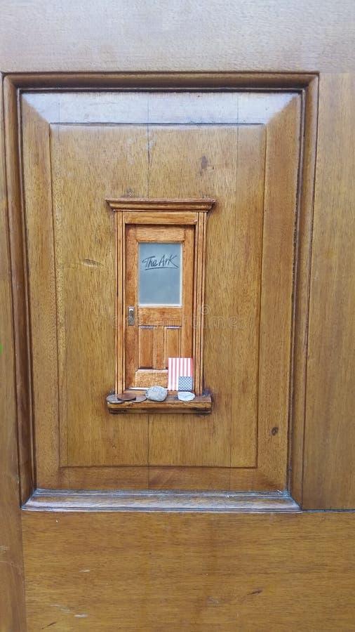 Czarodziejscy drzwi fotografia royalty free