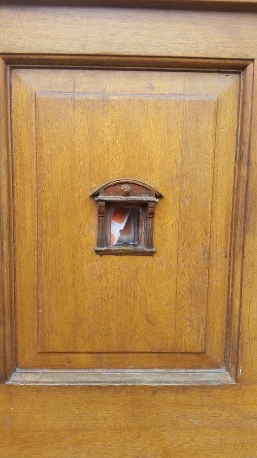 Czarodziejscy drzwi fotografia stock
