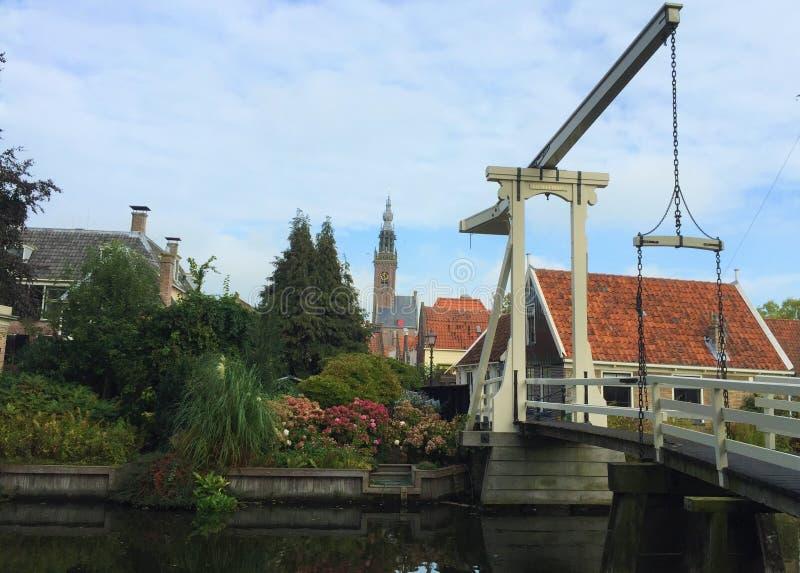 Czarować cytuje Północny Holandia fotografia royalty free