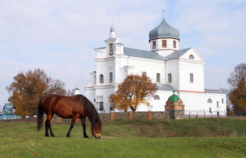 Download Czartoryski Holy Cross Monastery Stock Image - Image: 35112001