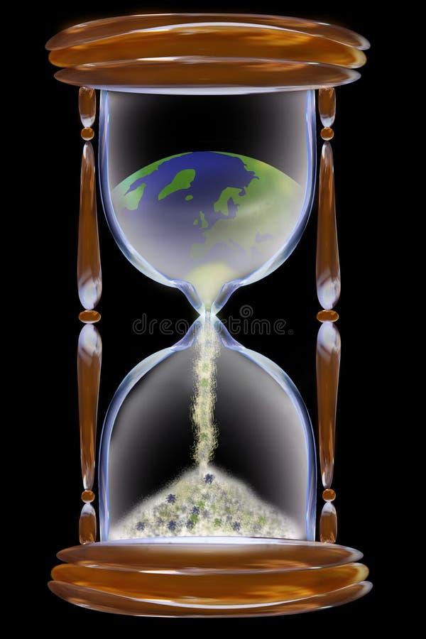 czas ilustracja wektor
