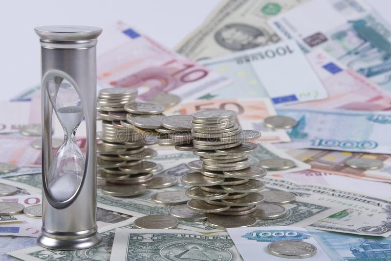 Czas Jest Pieniądze Bezpłatne Zdjęcia Stock