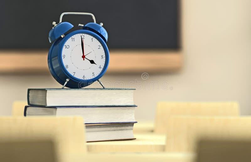 Czas uczyć się zdjęcie stock
