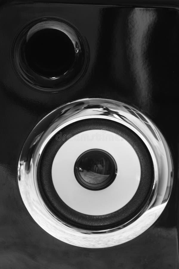cześć głośnikowa technika zdjęcia royalty free