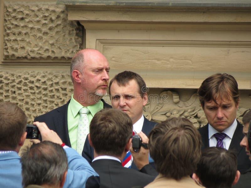 Czech authories