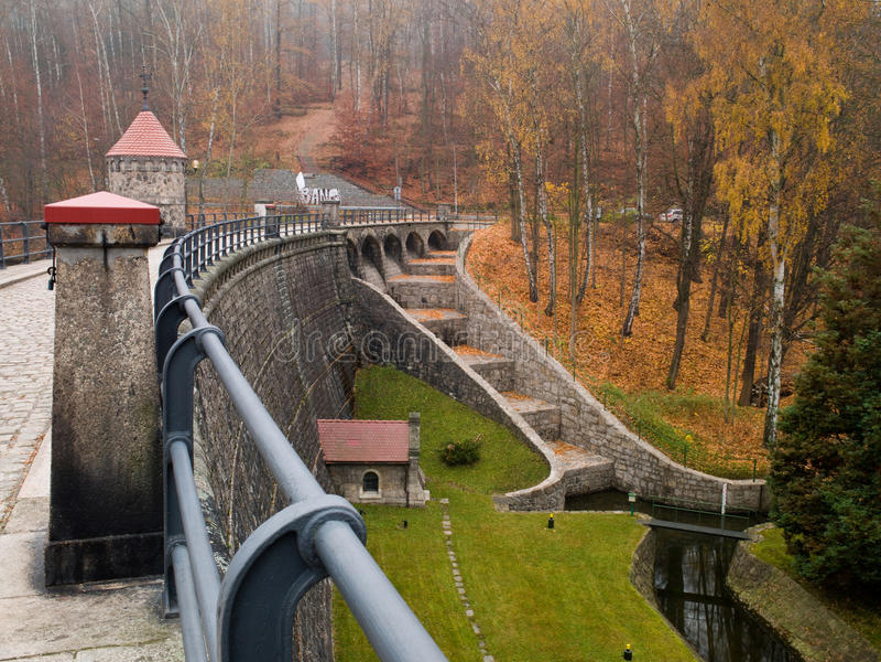 The Czech Landscape Royalty Free Stock Image