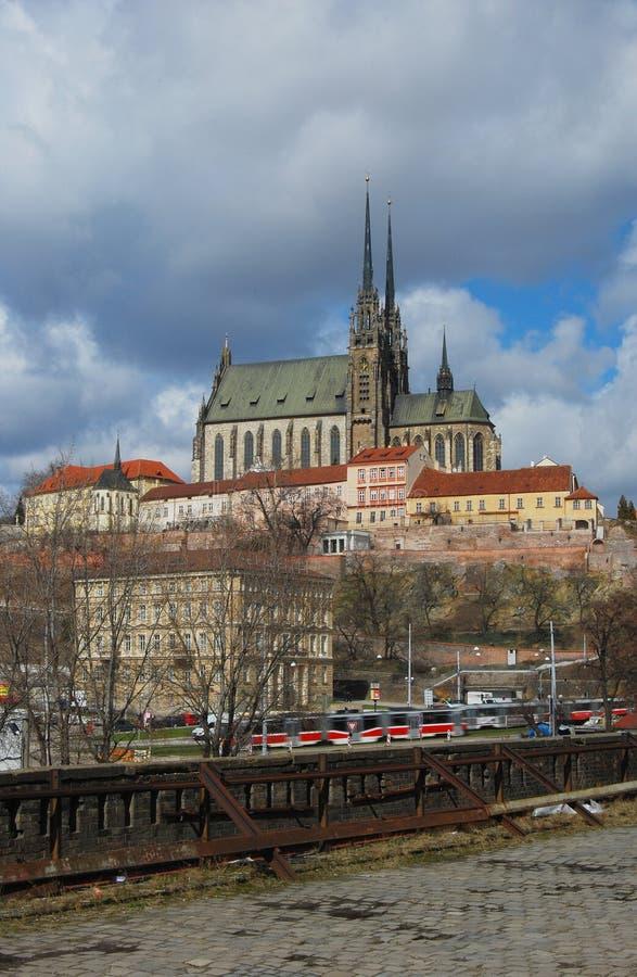 Czech republic, Brno royalty free stock photography