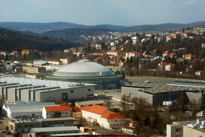 Czech republic, Brno Exhibitions Centre stock photo