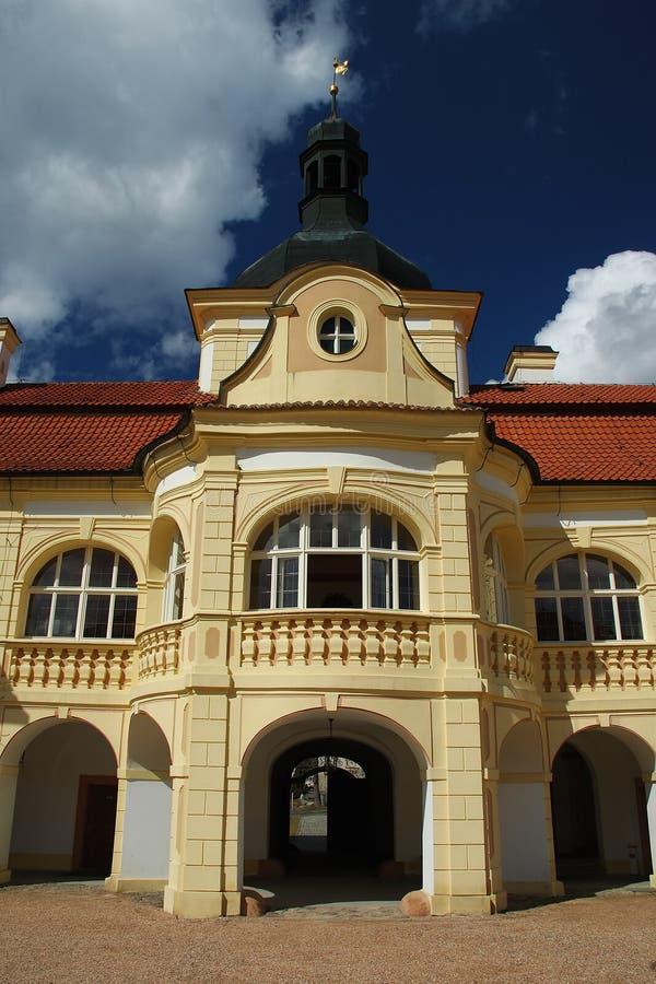 Free Czech Republic Castle Nebilovy Stock Image - 2359511