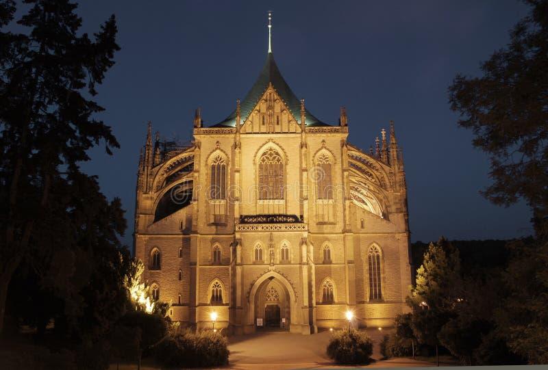 Czech republic, Kutná Hora - UNESCO stock photos